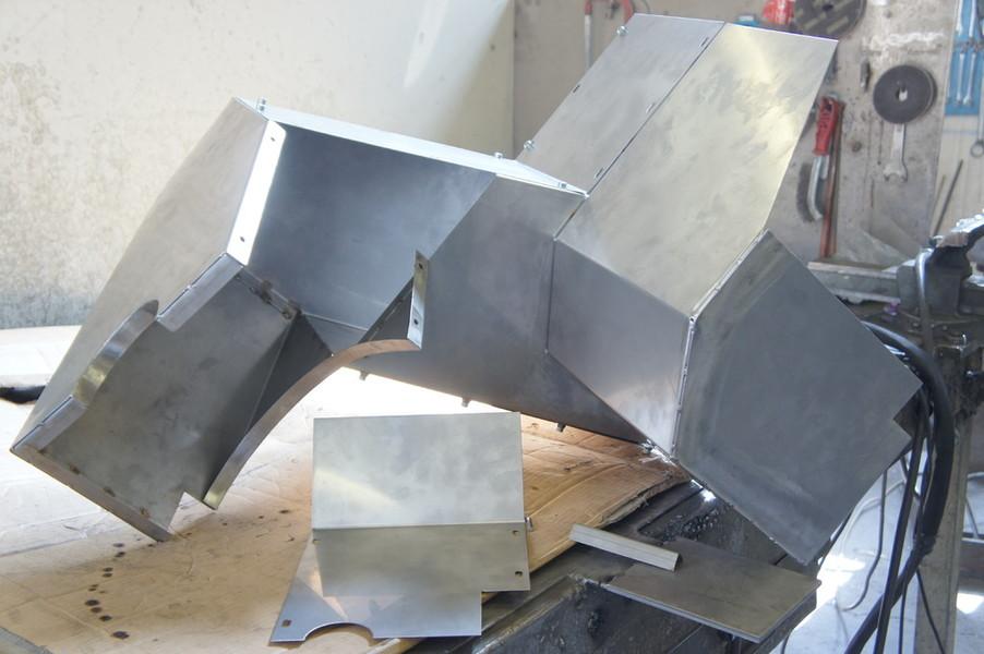 Officina meccanica elisabetta vecchiet protezioni in - Materassini isolanti ...